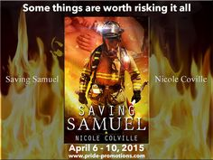 'Saving Samuel' by Nicole Colville - https://www.rafflecopter.com/rafl/display/7d5bb789340/