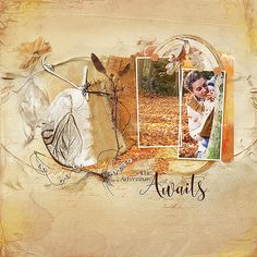 I (Margje) made this digital scrapbook page of my grandchild and daughter in the park last year in autumn. I used: ArtPlay Palette Hinterland   Artsy Layered Template No. 236   Adventure Word Art Mix 1   Multi Media Pumpkins 2   ScriptTease Fall Overlays no. 3   All Anna Aspnes