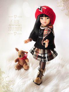 Poupée Liu Paola Reina Las amigas - Muñecas, Dolls, Photo P'tite Louloutte - Vêtements minigym.