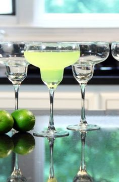 Four classic margarita glasses feature clean, simple styling to complement all your fiestas. Free custom etching makes them a perfectly personalized addition to your bar set. Color(s): a, b, c, d, e, f, g, h, i, j, k, l, m, n, o, p, q, r, s, t, u, v, w, x, y, z. Brand: CATHY'S... $$56.00 by B Heart