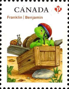 Franklin and Snail