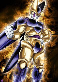 Golden Cell, Dragon Ball Super