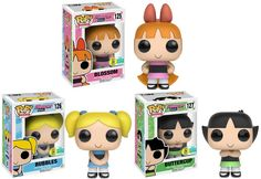 The Blot Says...: Funko's SDCC 16 Exclusives Wave One – Batman, Scott Pilgrim, Powerpuff Girls, Marvel & More!