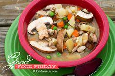 Country Chicken Stew Recipe  |  Lori Danelle