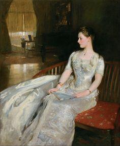 John Singer Sargent - Mrs. Cecil Wade - Google Art Project - John Singer Sargent - Wikipedia, the free encyclopedia