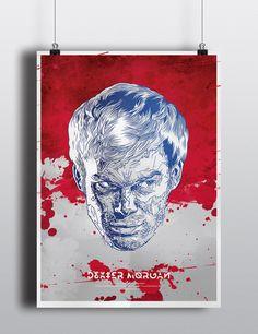 'Dexter' by Tomasz Zawistowski on wall-being