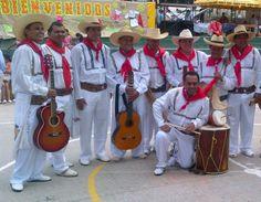 Grupo Folclórico para Ejecución del Sanjuanero