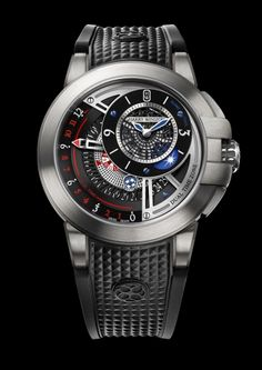 Harry Winston Z8 Dual Time & Opus Updates | WatchTime