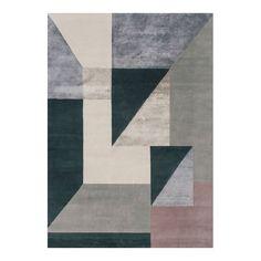 Trisquare / Linie Design / Rugs / handmade / danish design / nordic design / nordic living / Interior / design / home decor // # nordicliving # interiordesign # handloom Bear Pictures, Bear Pics, Nordic Living, Mosaic Designs, New Wallpaper, Nordic Design, Geometric Rug, Grey Rugs, Rugs On Carpet