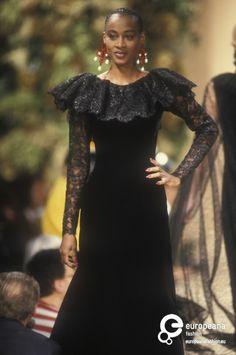 Yves Saint Laurent, Autumn-Winter 1993, Couture