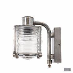 Zilveren buitenlamp geribbeld glas kopen bij Stoerelampen.nl Sconces, Wall Lights, Lighting, Home Decor, Corning Glass, Chandeliers, Appliques, Light Fixtures, Wall Fixtures
