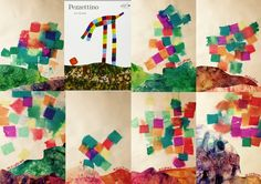 les petites têtes de l'art: D'après Pezzettino de Léo Lionni