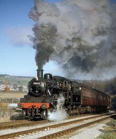 /by neilh156 #flickr #steam #engine