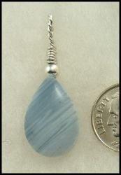 LELAND BLUESTONE JEWELRY - By Twisted Crystal of Mackinaw City,MI