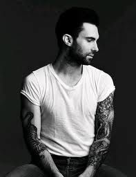 Love his tattoos and him!