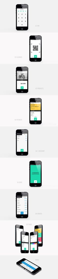Brief Pay is an iOs app that lets you use your phone to pay for things in shops.The app use the QR code technology to secure the transaction.