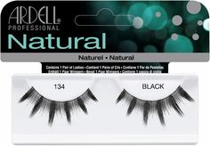 Ardell Natural Lashes #134 Black