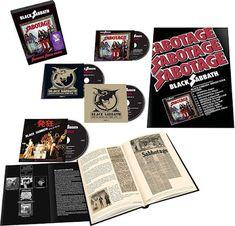 Sabotage Black Sabbath Super Deluxe Edition Cd