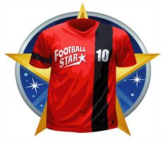 Football Star online slot soccer shirt
