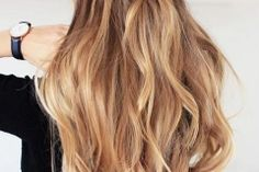 wavy hair models- unithairstyle