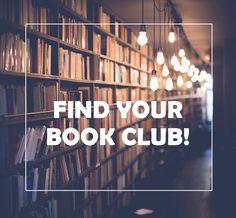 Βρες ένα book club δίπλα σου!