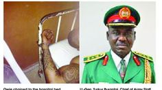 WELCOME TO DEBORA  BLOG   : CONTROVERSY AS SOLDIER SHOTS A MAN IN BENIN AND AC...