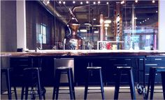 Visit Vancouver's first micro-distillery and check out our retail sales & tasting room