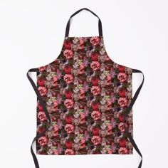 MagpieSprings Shop | Redbubble #findyourthing #redbubble #apron #floraldesign