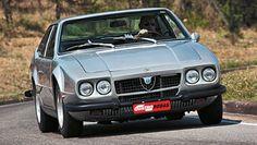 1971 FÚRIA GT (alfa-romeo based 2+2 fastback coupé)