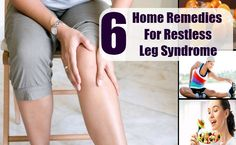 6 Home Remedies For Restless Leg Syndrome