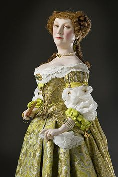 Dress, 17th century