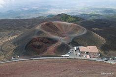 Silvestri - Etna side crater