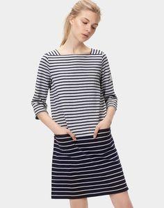 Pier Jersey Dress