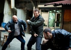 Today's Big News Seems To Be All About How Skilled At Taking Back Stuff Liam Neeson Is: