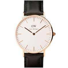 DANIEL WELLINGTON Classic Sheffield Lady Rose