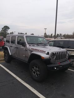 2018 Jeep Wrangler JL Rubicon