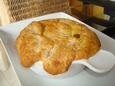 "The Best Veg Pot Pie Ever! #VegPotPie from cookbook ""My Husband is NOT a Vegetarian"" #myhusbandisnotavegetarian"