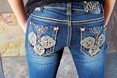 Cello Embellished bling boot cut cowgirl jeans junior sizes 1 3 5 7 9 11 13 #CelloJeans #BootCut