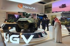 IDEX 2021 | Hanwha Defense steals the show with unmanned vehicles and light RCWS – Photos Green Zone, Turkish Army, Battle Tank, Us Government, Self Driving, Armored Vehicles, Photo And Video, News, Photos