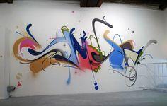 #Smash 137 #Graffiti #Colors