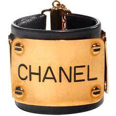 Vintage Chanel jewelry