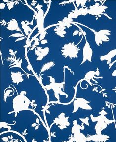 Chinoiserie Chic: Fabulous Blue and White Finds & The Blue and White Bash
