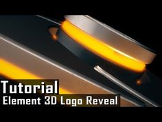 Tutorial | Element 3D Logo Reveal | After Effects - YouTube
