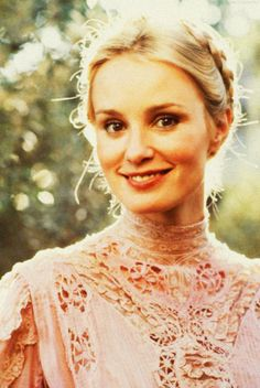 A young Jessica Lange 1970's