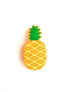 Hey, I found this really awesome Etsy listing at https://www.etsy.com/listing/238080491/pineapple-pencil-sharpener