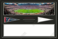 Houston Texans Reliant Stadium & Your Choice Of Stadium Panoramic Framed-House Divided-House Together-Awesome & Beautiful- Most MLB, NFL,NHL,NBA,NCAA Team Stadiums Available-Plz Go Through Description & Mention In Gift Message Which Other Team You Like Art and More, Davenport, IA http://www.amazon.com/dp/B00FLM6BLE/ref=cm_sw_r_pi_dp_4gLIub02GQYYG