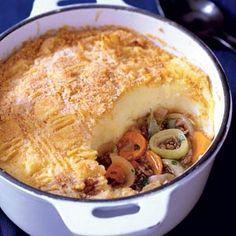 Recept - Jachtschotel met aardappelpuree - Allerhande