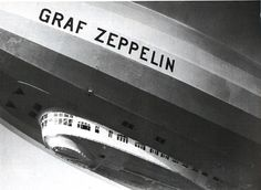 Zeppelin! LZ-127 Graf Zeppelin