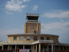 Home of HAMM ... the Historic Aviation Memorial Museum, in the old Tyler Texas passenger terminal