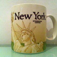 Starbucks New York City Mug - Gotta have  one!